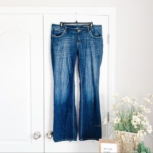 17 Long! Arizona Favorite Bootcut Jeans